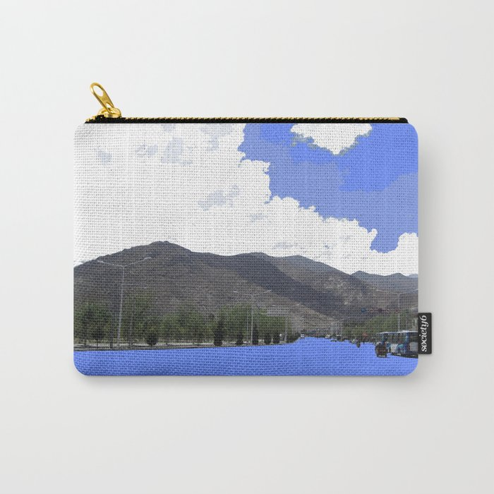 Lots Of Fresh Air Carry-All Pouch