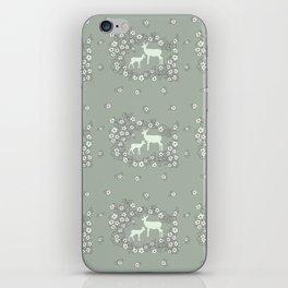 Love You Deerly! iPhone Skin