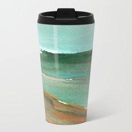 water color abstract painting_6 Travel Mug
