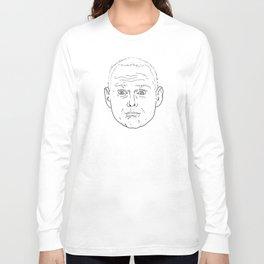 Bill Burr Long Sleeve T-shirt