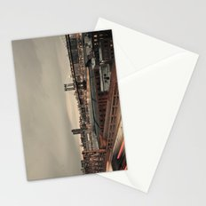 the city never sleeps:: nyc Stationery Cards