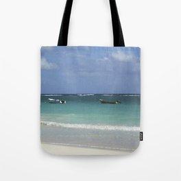 Carribean sea 12 Tote Bag