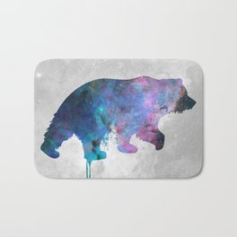 Galaxy Series (Bear) Bath Mat