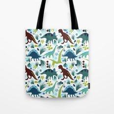 Dinosaur Days Tote Bag