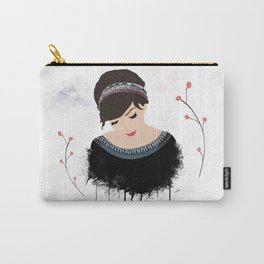 ONE SWEET GIRL Carry-All Pouch