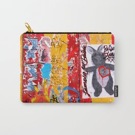 bunny at bowery Carry-All Pouch