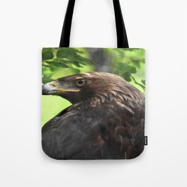 the Hawk  Tote Bag