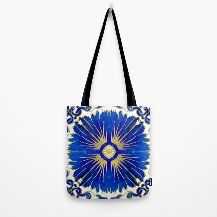Azulejos - Portuguese Tiles Tote Bag