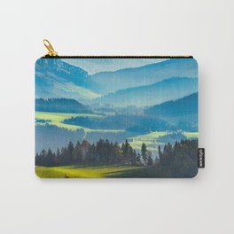 BLUE MOUNTAIN Carry-All Pouch