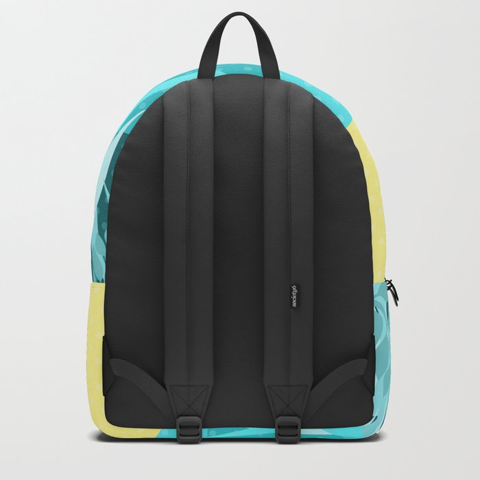 Abstraction . Summer . Backpack