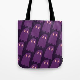 Don't Say Hi to the Ghost Tote Bag