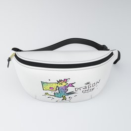 Dragon chick Fanny Pack