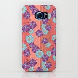 Stripped garden iPhone Case