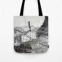 square Tote Bags featuring square by MAGIC DUST