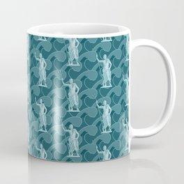 Poseidon OCEAN BREEZE / All hail the god of the sea Coffee Mug