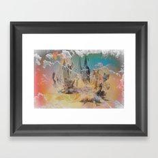 The Oz, By Sherri Of Palm Springs Framed Art Print