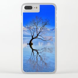 That Wanaka Tree Clear iPhone Case