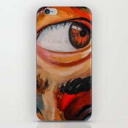 The Eyes Have It iPhone Skin