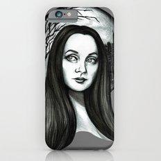 Morticia Addams iPhone 6s Slim Case