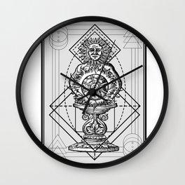 Hermetica Moderna - Sol Invictus Wall Clock
