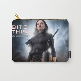 Bite This Carry-All Pouch