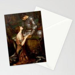 "John William Waterhouse ""Lamia"" Stationery Cards"