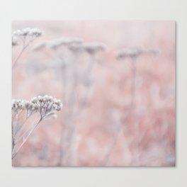 Nature ~ Pastel Canvas Print