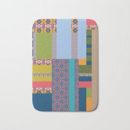 All about pattern Bath Mat