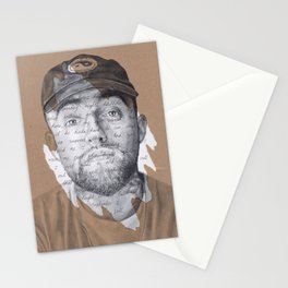 Mac Miller - Self Care Stationery Cards