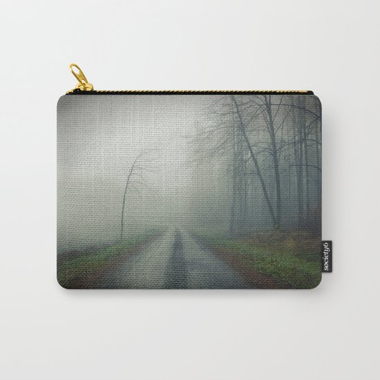 Foggy paths lead to heaven Carry-All Pouch