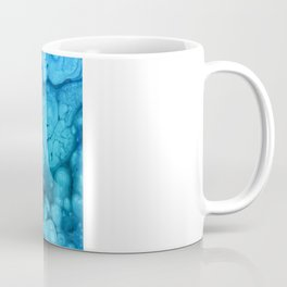 Bubbling Blues Coffee Mug