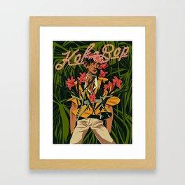 KoKoYeol Framed Art Print
