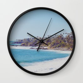 Laguna Shores Wall Clock