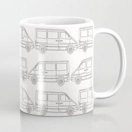Sprinter Van east and west Coffee Mug