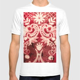 Mother's Lace, reds T-shirt