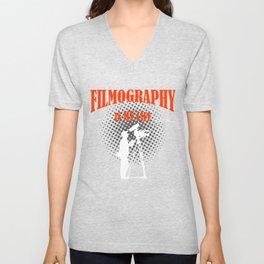 Filmography Unisex V-Neck