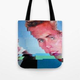 Tab Hunter Tote Bag