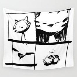 minima - IA - catnap Wall Tapestry