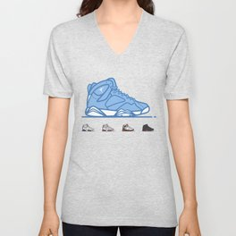My Fav Aj7 Collection Unisex V-Neck