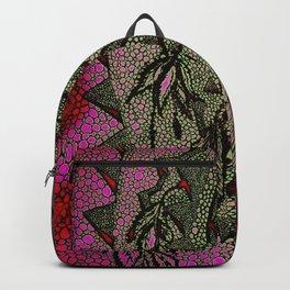 Sunset Dreamcatcher - enhanced Backpack