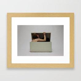 embodied I Framed Art Print