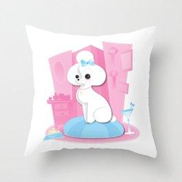 Poopsie Throw Pillow