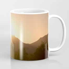 Arizona Surise Coffee Mug
