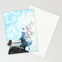 Find your tune Stationery Cards