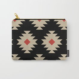 Colorful Southwestern Pattern 553 Carry-All Pouch