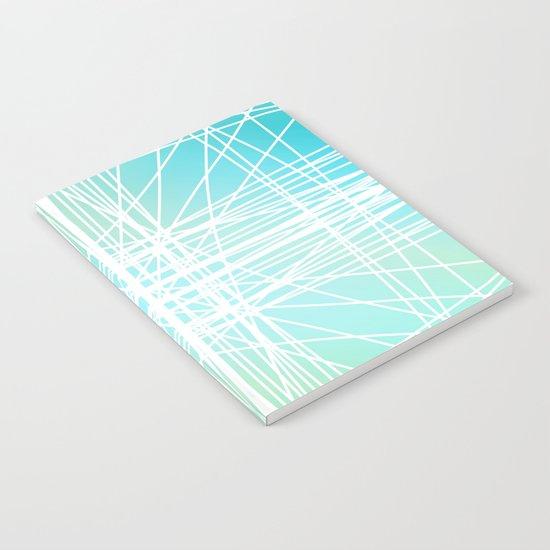 Linear Oceanblast Notebook
