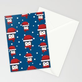 Christmas Penguin Stationery Cards