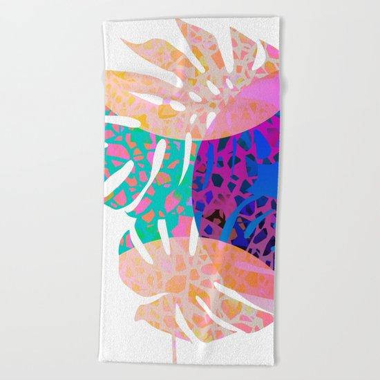 Spotlight Beach Towel