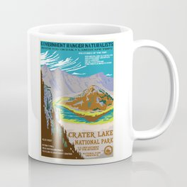 National Parks 2050: Crater Lake Coffee Mug