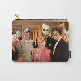 Mask Party Carry-All Pouch